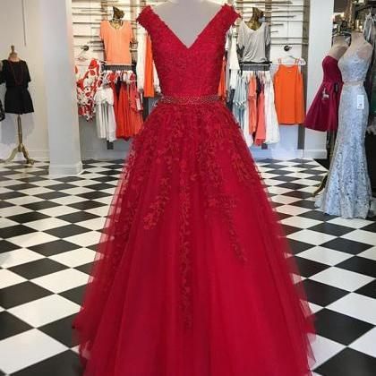 Red Ball Gowns,Ball Gowns Prom Dres..