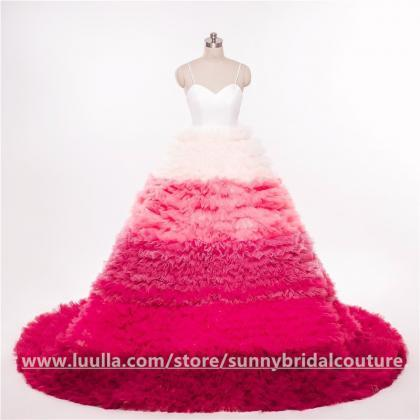 real sample wedding dress,ball gown..