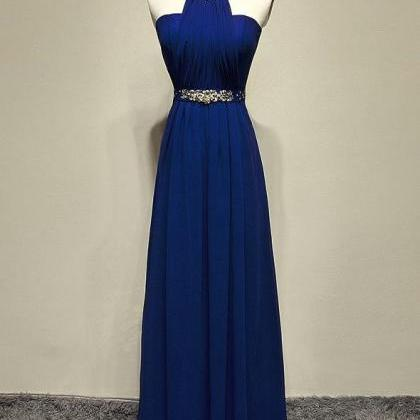halter prom dress,long prom dress 2..
