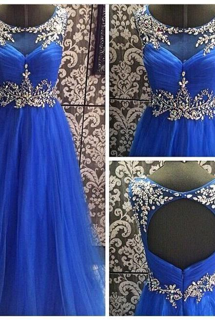 royal blue prom dresses,long evening gowns,prom dress 2016,formal gowns,long party dress
