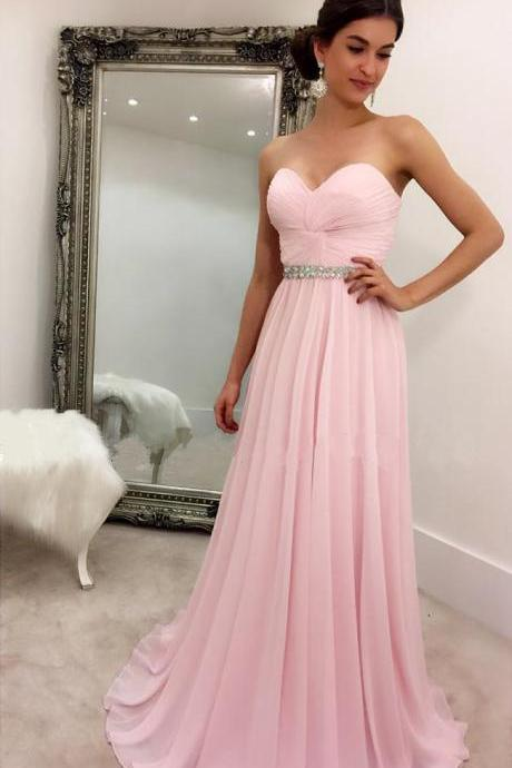 Pink Evening Gowns, Formal Dresses - Luulla