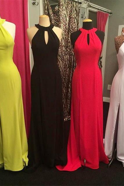 sexy halter top open back long mermaid bridesmaid dresses 2017