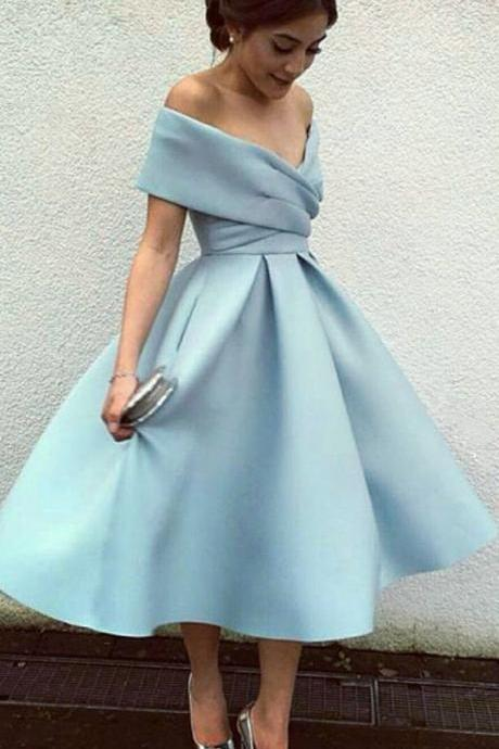 off the shoulder dress, ball gowns homecoming dress,short prom gowns,party dresses,fashion dresses