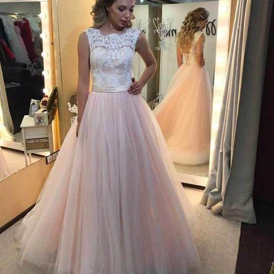 pink wedding dress,elegant wedding dress,princess wedding gowns,tulle wedding dress,wedding dresses 2017
